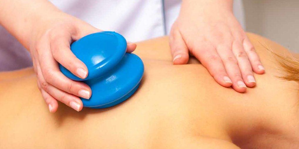 Ventouses de massage silicone